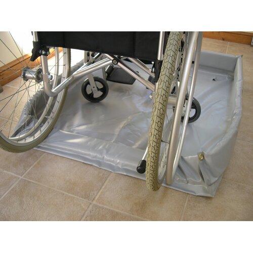 Liteshower Wheelchair Accessible Portable Shower Stall