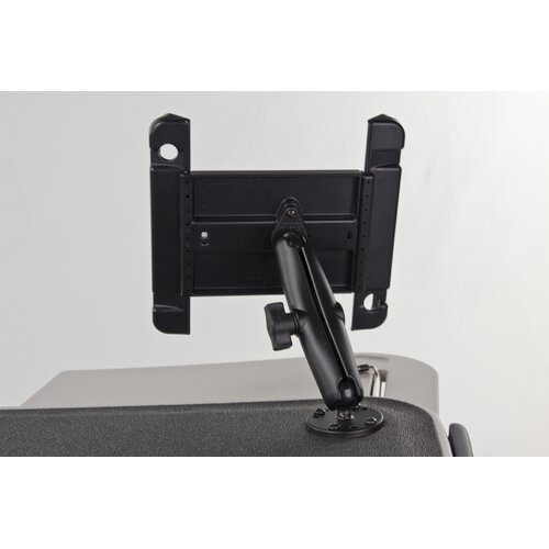 AutoExec Gripmaster with iPad Mount