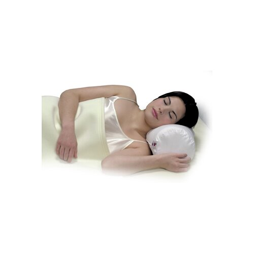 Core Products Jackson Roll Pillow in White