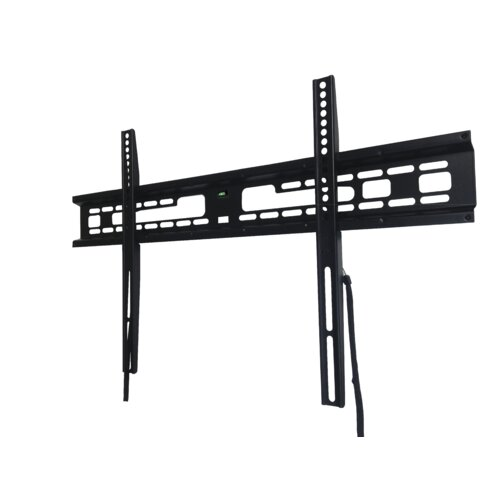 Large Low-Profile Fixed Universal Wall Mount for 37