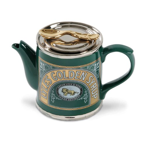 TeaPottery 0.5-qt. Tate and Lyle Syrup Teapot