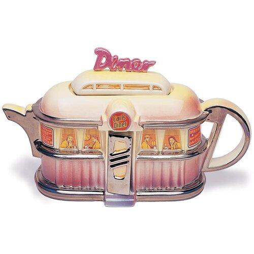 1-qt. Diner Teapot