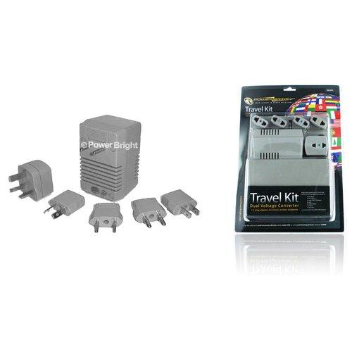 Power Bright Travel Kit Voltage 1600W Peak Power Inverter