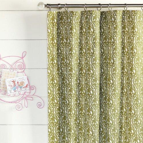 Niche Serena Rod Pocket Curtain Single Panel