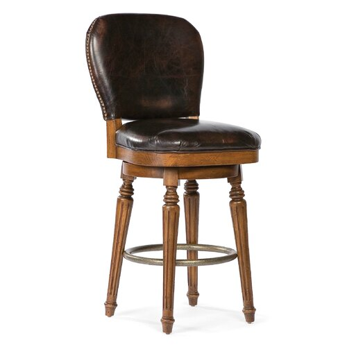 "Fairfield Chair 24"" Swivel Bar Stool"