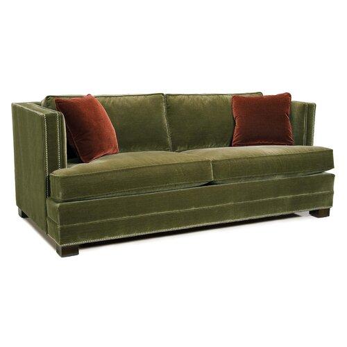 Tuxedo Polyester Sofa
