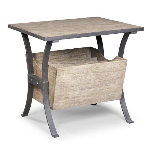 Fairfield Chair Magazine End Table