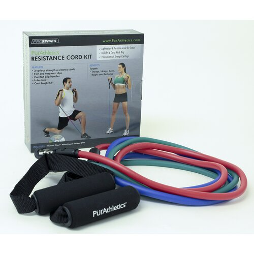 PurAthletics Resist Cord Kit