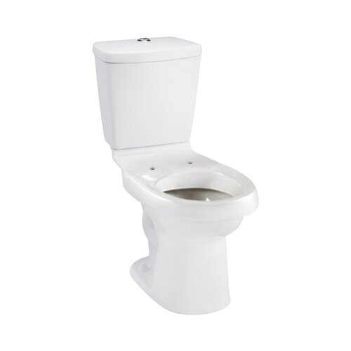 Karsten 0.8 GPF / 1.6 GPF Elongated 2 Piece Toilet