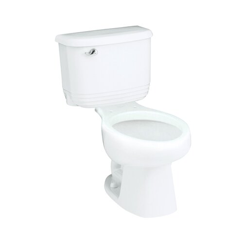 Riverton 1.6 GPF Round 2 Piece Toilet