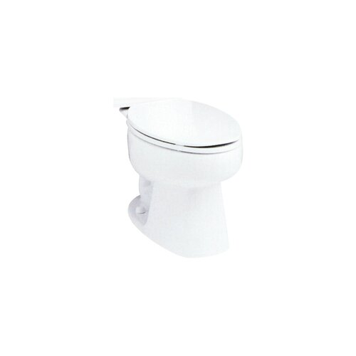 Sterling by Kohler Windham 1.6 GPF Elongated Toilet Bowl Only