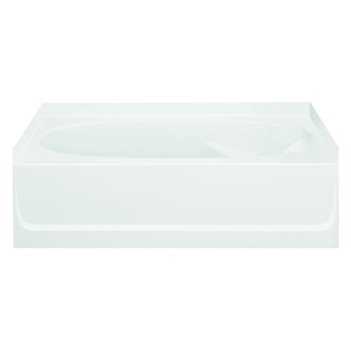 "Sterling by Kohler Ensemble 46"" x 42"" Bathtub"