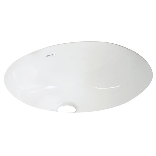 Wescott No Hole Undercounter Sink