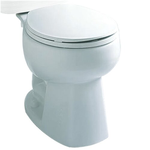 Sterling by Kohler Windham 1.28 GPF Elongated Toilet Bowl Only