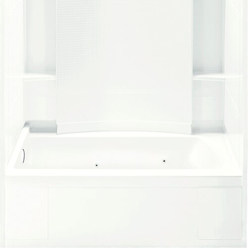 "Sterling by Kohler Accord 32"" Whirlpool Tub and Walls"