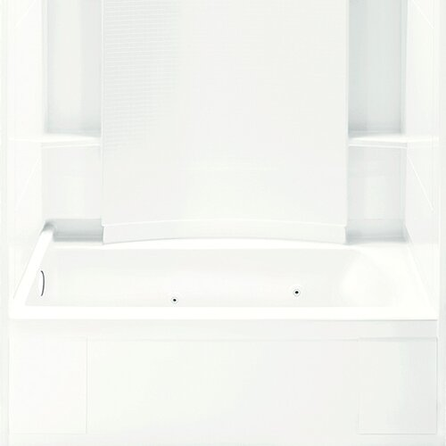 """Sterling by Kohler Accord 36"""" Whirlpool Tub and Walls"""