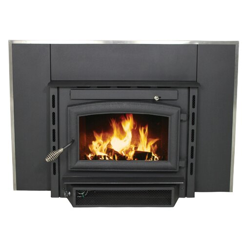 Medium EPA Certified Wood Burning Insert