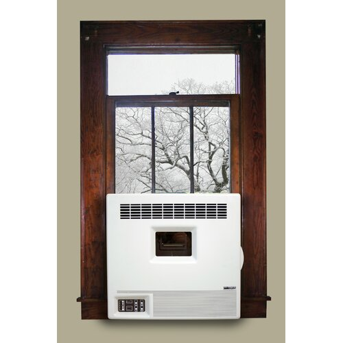 United States Stove Company Window Pellet Heater