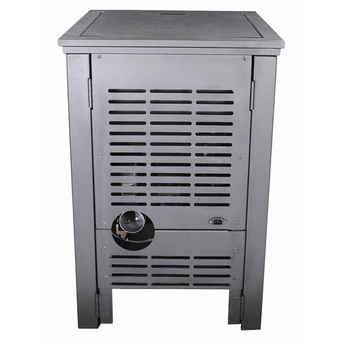 United States Stove Company Classic 500 1,800 Square Foot Pellet Stove
