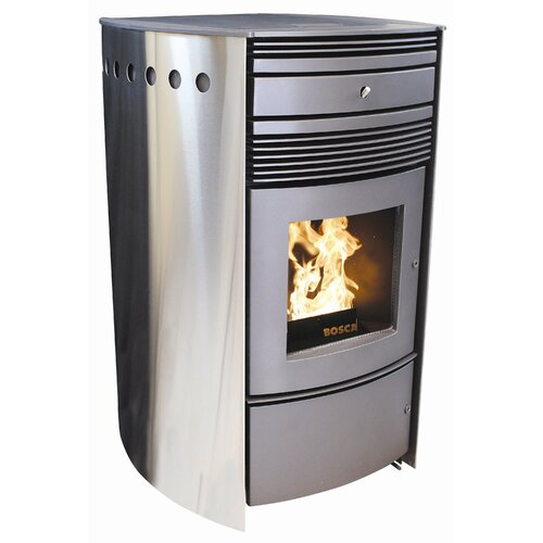 United States Stove Company Spirit 500 1,800 Square Foot Pellet Stove