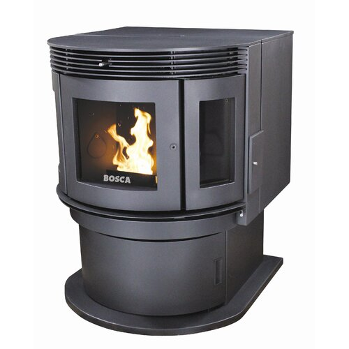 United States Stove Company Soul 700 2,500 Square Foot Pellet Burning Stove