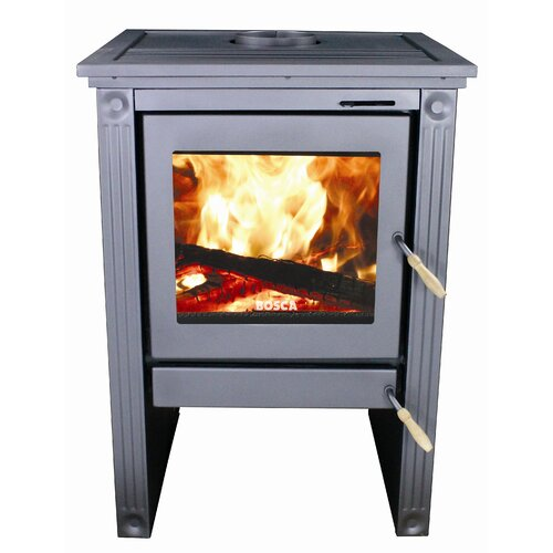 United States Stove Company Classic 450 1,800 Square Foot Wood Stove