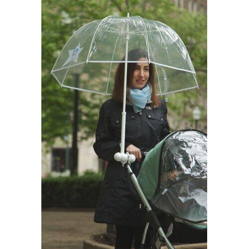 My Blue Bumbershoot Stroller Parasol