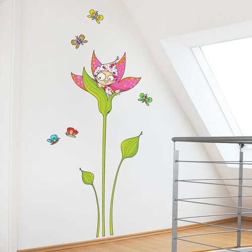 ADZif Ludo Violette Wall Stickers