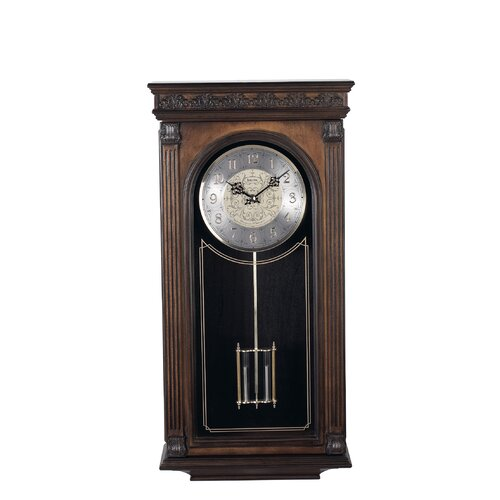 Laurien Pendulum Wall Clock
