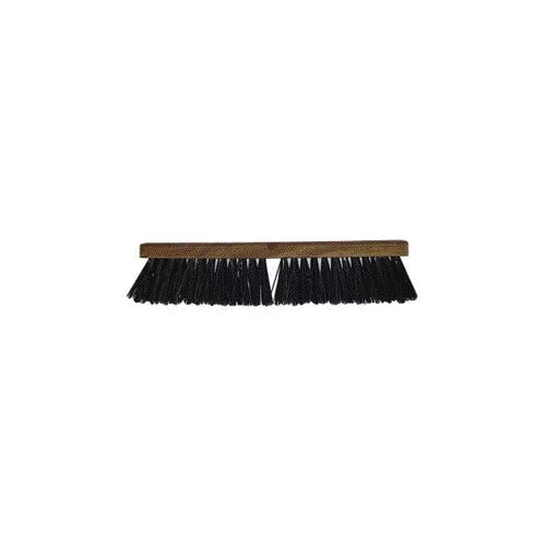 Hamburg Industries Heavy Duty Slim Push Broom