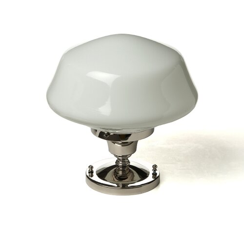 Norwell Lighting Schoolhouse 1 Light Semi Flush Mount