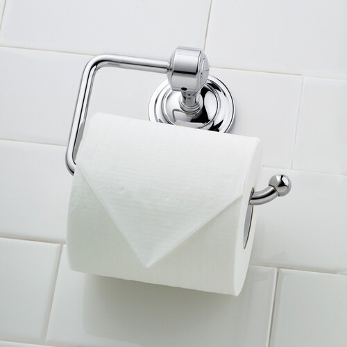 Norwell Lighting Emily Wall Mounted Toilet Tissue and Towel Holder