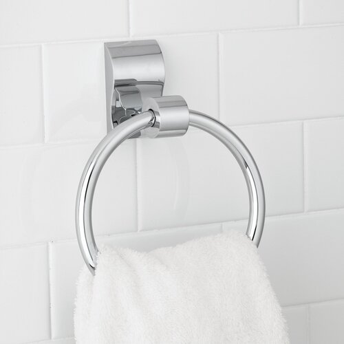 Norwell Lighting Wave Wall Mounted Towel Ring