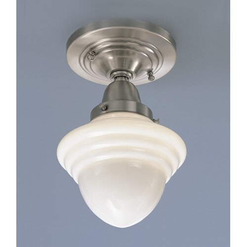 Norwell Lighting Bradford 1 Light Semi Flush Mount