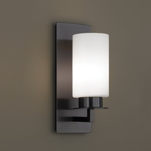 Norwell Lighting Jade 1 Light Wall Sconce