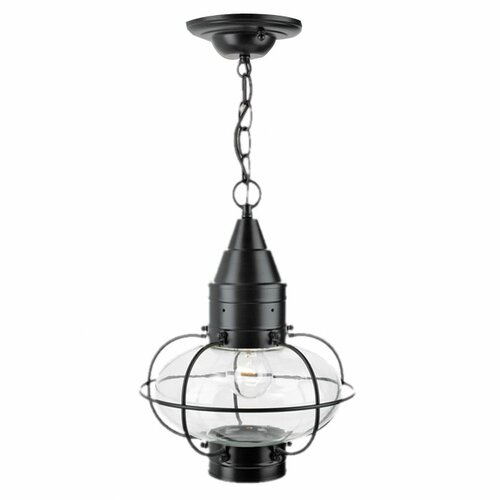 Norwell Lighting Classic Onion 1 Light Outdoor Hanging Lantern