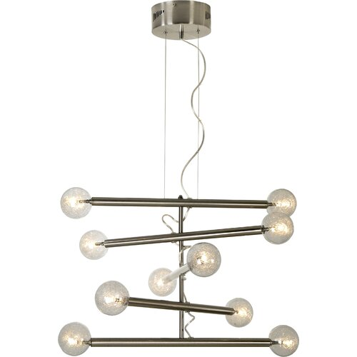 Mira 10 Light Chandelier