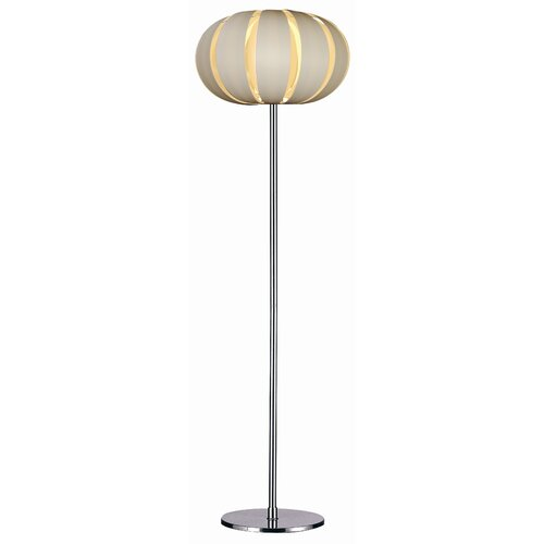 Trend Lighting Corp. Pique 1 Light Floor Lamp