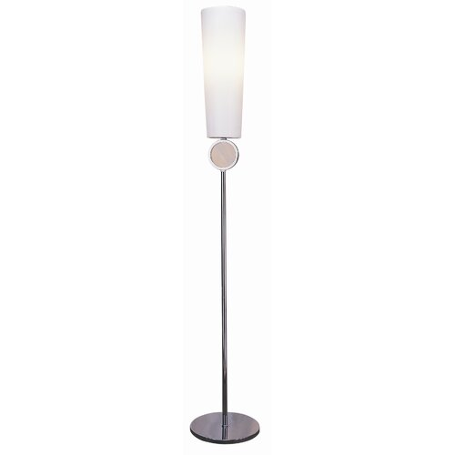 Trend Lighting Corp. Pirouette 1 Light Floor Lamp