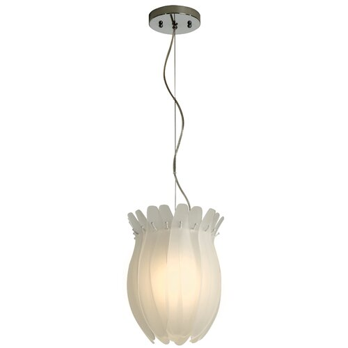Aphrodite I 1 Light Large Pendant