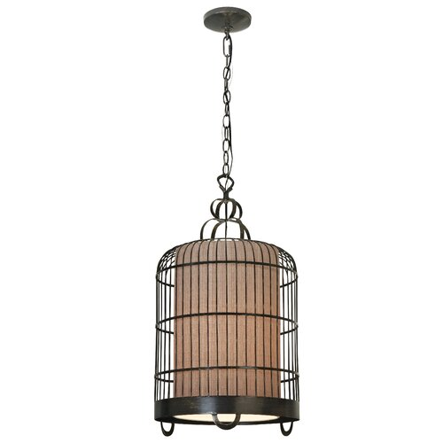 Trend Lighting Corp. Nightingale 1 Light Small Foyer Pendant