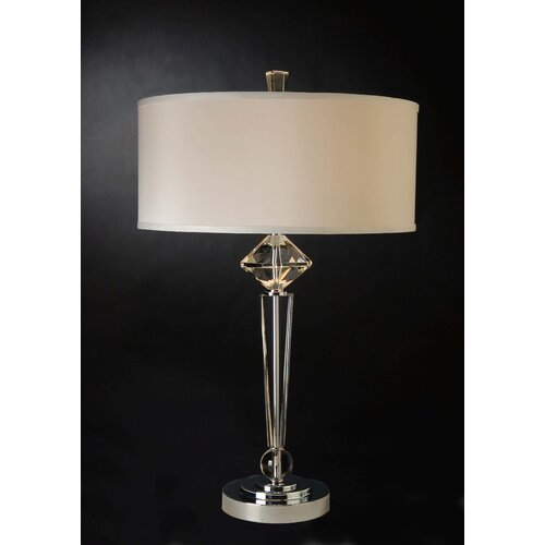 "Trend Lighting Corp. Etoile 32"" H Table Lamp with Drum Shade"