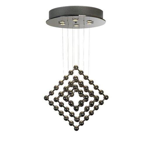 Trend Lighting Corp. Spin 4 Light Chandelier