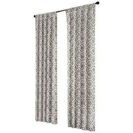 Bright Morning Window Curtain Panel (Set of 2)