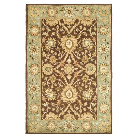 Antiquities Taupe Rug