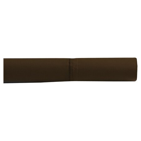 4 Piece Egyptian Cotton Sheet Set in Chocolate