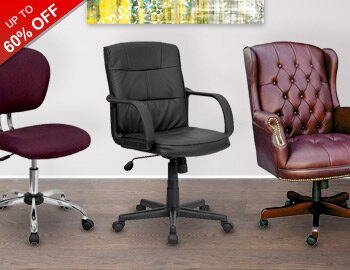 Get to Work: Office Chairs