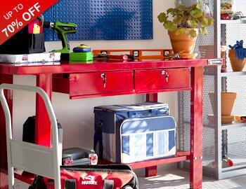 Garage Overhaul: Storage & More