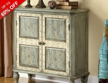 Weathered, Rustic & Relaxed