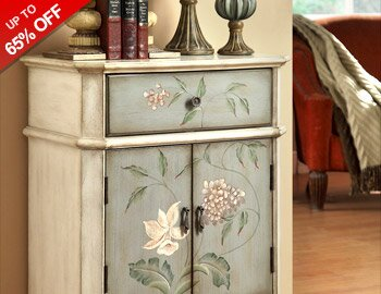 In the Details: Painted Furniture